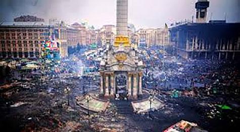 Révolution ukrainienne sur Maidan