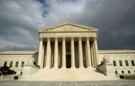 Cour suprême des états unis d'amérique