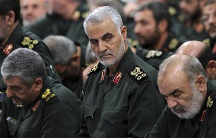 Le général iranien Soleimani tué sur ordre de Trump