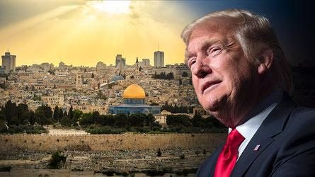 Trump reconnaît Jérusalem comme la capitale d'Israël